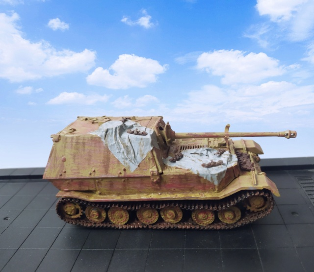 Sdkfz 184 Elefant  -- Dragon -- 1/72 13-09-15