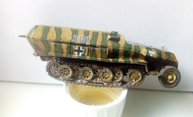 Sd.Kfz. 251/7  - Esci - 1/72 14-06-10