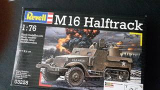 Halftrack M3 -- Revell -- 1/76 14-11-10