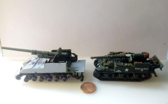 M 40 GMC Long tom 155 mm . --Revell -- 1/72 15-02-11