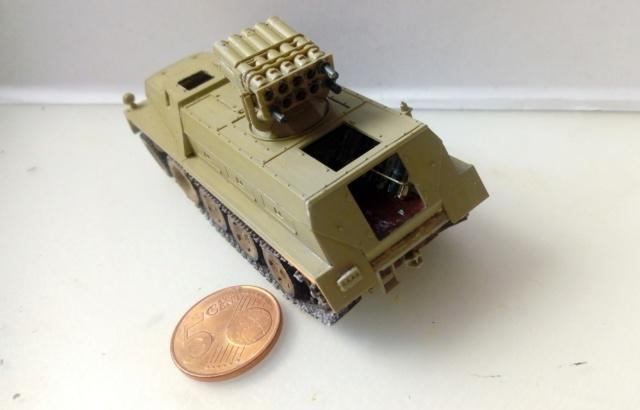 15 cm PzWf 42 auf sWs - Revell - 1/72  15-04-10