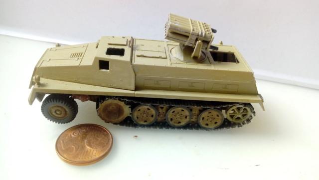 15 cm PzWf 42 auf sWs - Revell - 1/72  15-04-11