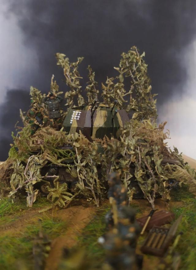 Flakpanzer IV Wirbelwind -- revell --1/72 15-08-10