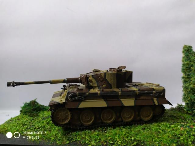 TIGRE I Ausf.E --Hasegawa  --- 1/72 15-11-11
