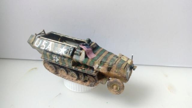 Sd.Kfz. 251/7  - Esci - 1/72 16-06-10