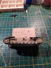 Sd.Kfz. 162 Panzerjaeger IV  -  Matchbox  - 1/76 16-12-11