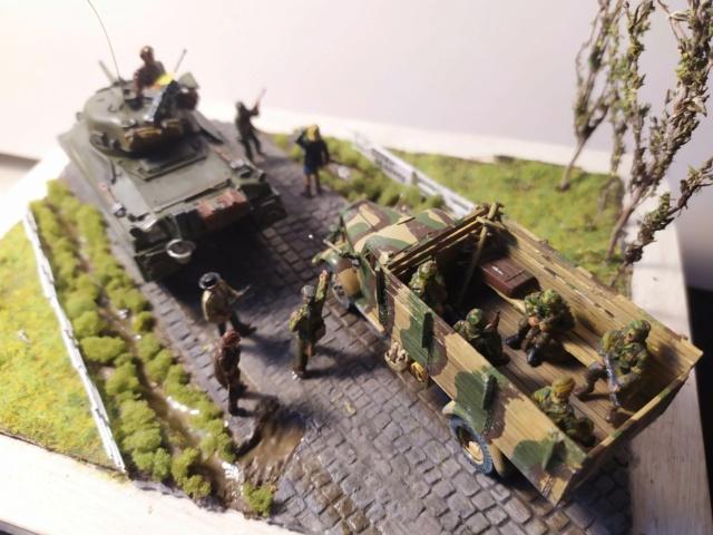 Bataille du Chateau Itter en Autriche 1945 16076110