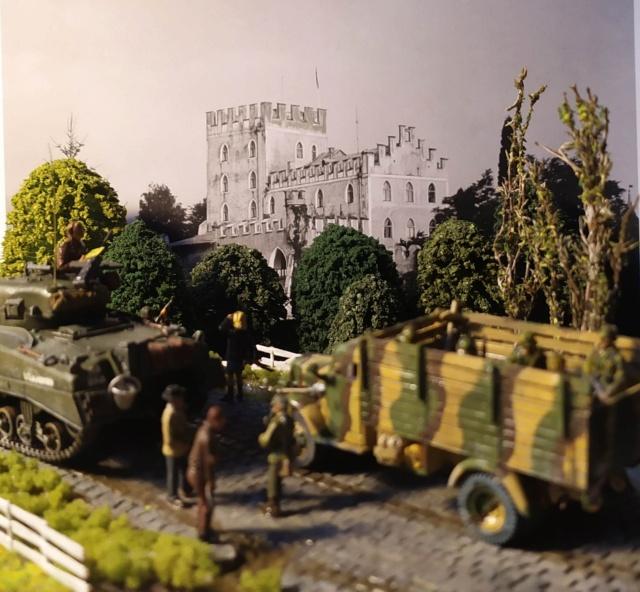Bataille du Chateau Itter en Autriche 1945 16076111
