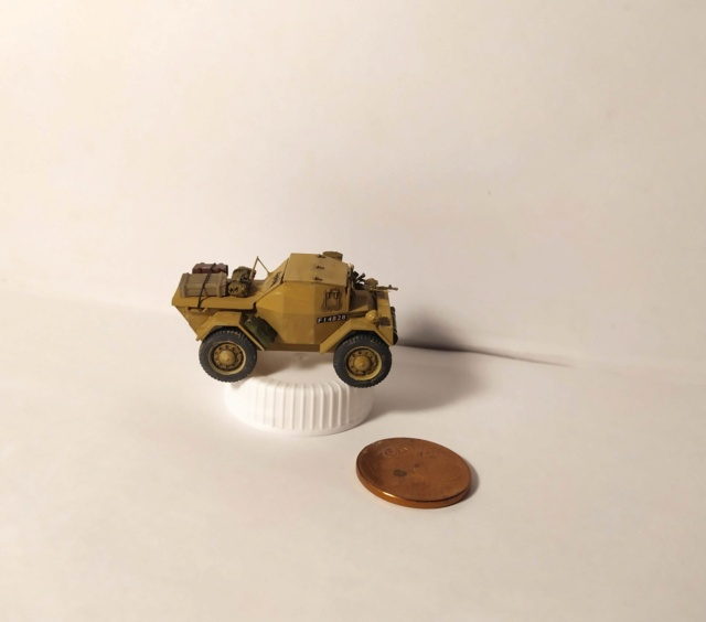 Daimler Dingo Mk1a Scout Car --  S-MODEL -- 1/72 16142610