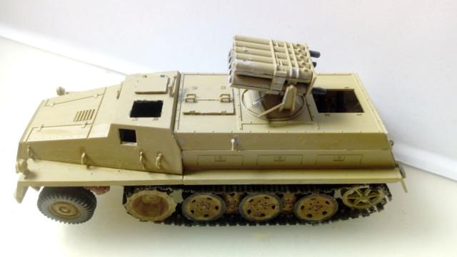15 cm PzWf 42 auf sWs - Revell - 1/72  17-04-10
