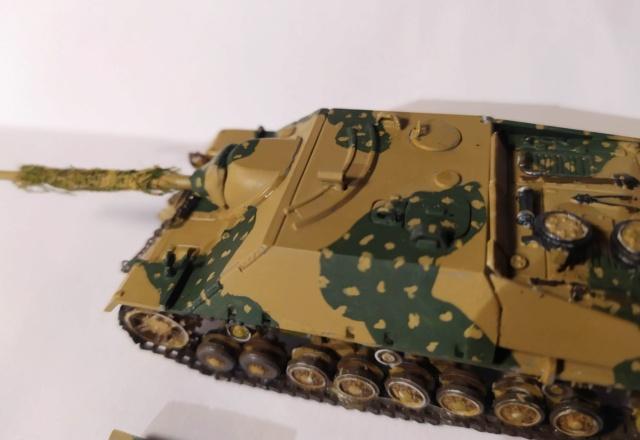 Sd.Kfz. 162 Panzerjaeger IV  -  Matchbox  - 1/76 17-12-10