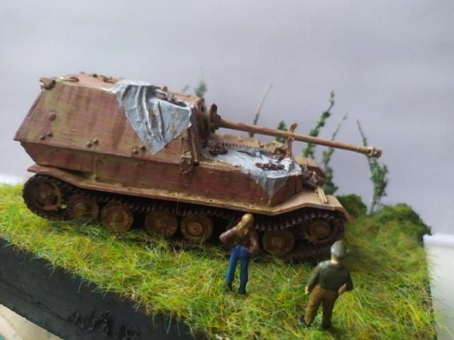 Sdkfz 184 Elefant  -- Dragon -- 1/72 18-09-12