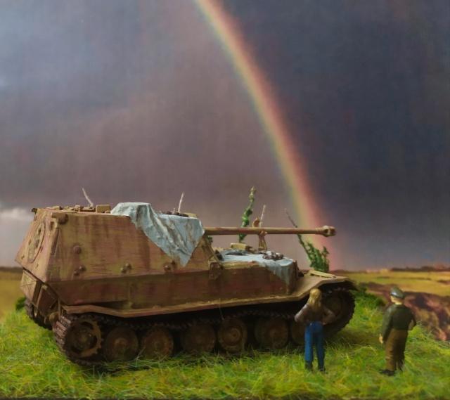 Sdkfz 184 Elefant  -- Dragon -- 1/72 18-09-13
