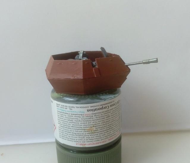"""Pz.Kpfw. III """"Ostwind""""  37mm - REVELL - 1/72 19-09-12"""