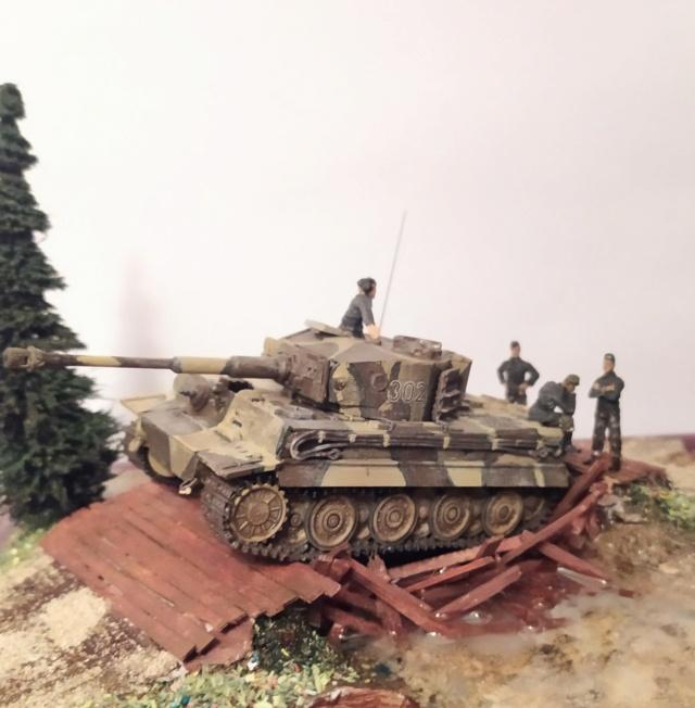 TIGRE I Ausf.E --Hasegawa  --- 1/72 19-11-10