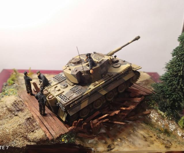 TIGRE I Ausf.E --Hasegawa  --- 1/72 19-11-11