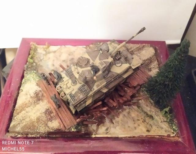 TIGRE I Ausf.E --Hasegawa  --- 1/72 19-11-12