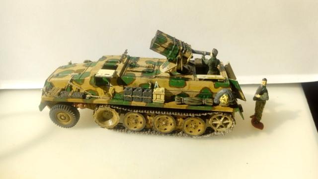 15 cm PzWf 42 auf sWs - Revell - 1/72  21-04-10