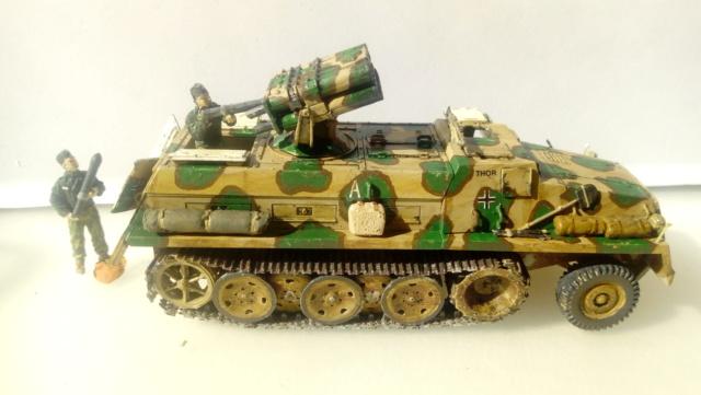 15 cm PzWf 42 auf sWs - Revell - 1/72  21-04-11