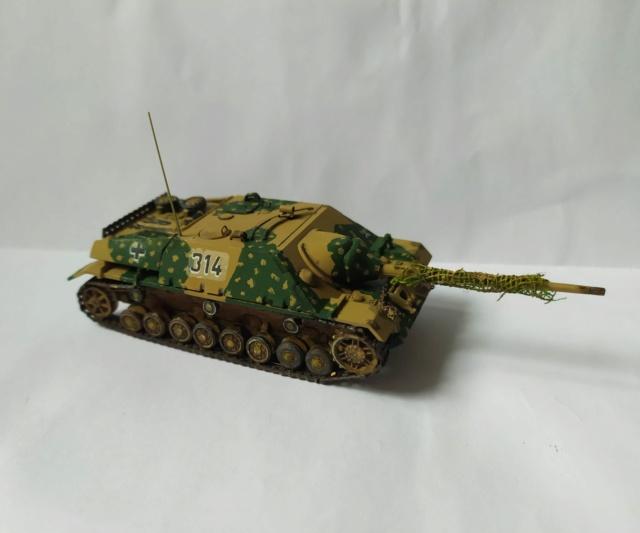 Sd.Kfz. 162 Panzerjaeger IV  -  Matchbox  - 1/76 21-12-10