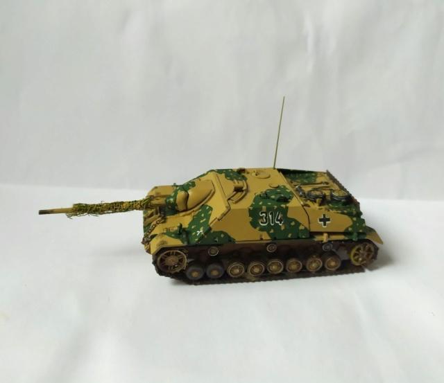 Sd.Kfz. 162 Panzerjaeger IV  -  Matchbox  - 1/76 21-12-11