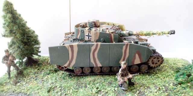Pz.Kpfw IV auf G - ESCI - 1/72 22-03-11
