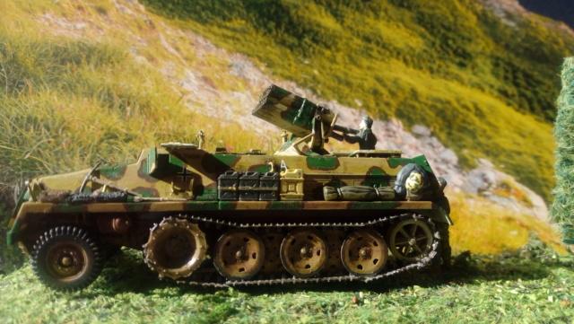 15 cm PzWf 42 auf sWs - Revell - 1/72  23-04-10