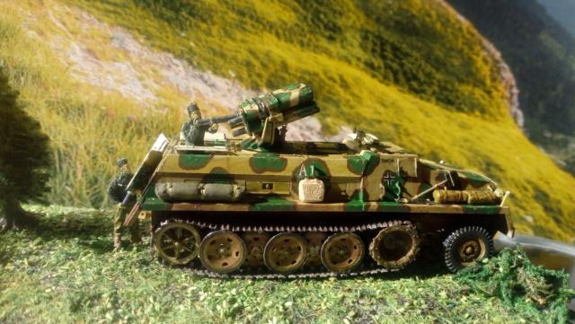15 cm PzWf 42 auf sWs - Revell - 1/72  23-04-11