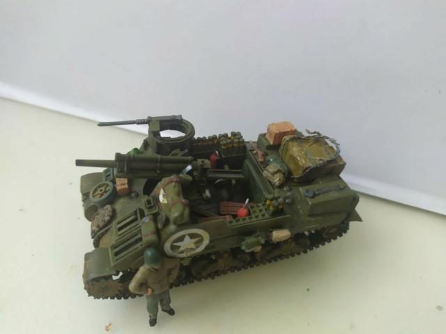 M7 HMC Priest - Revell - 1/76 24-04-10