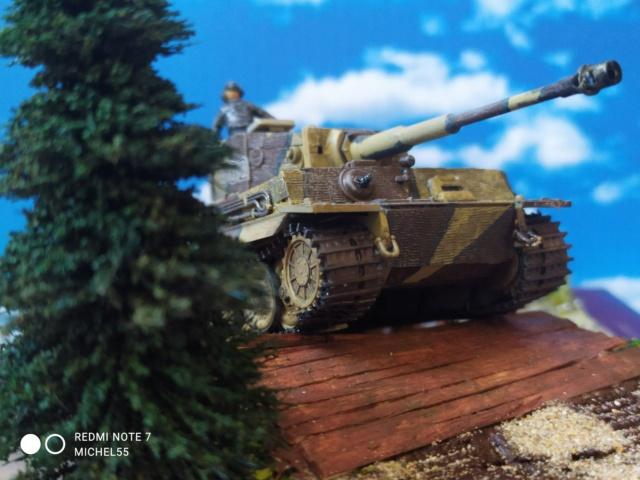 TIGRE I Ausf.E --Hasegawa  --- 1/72 24-11-11