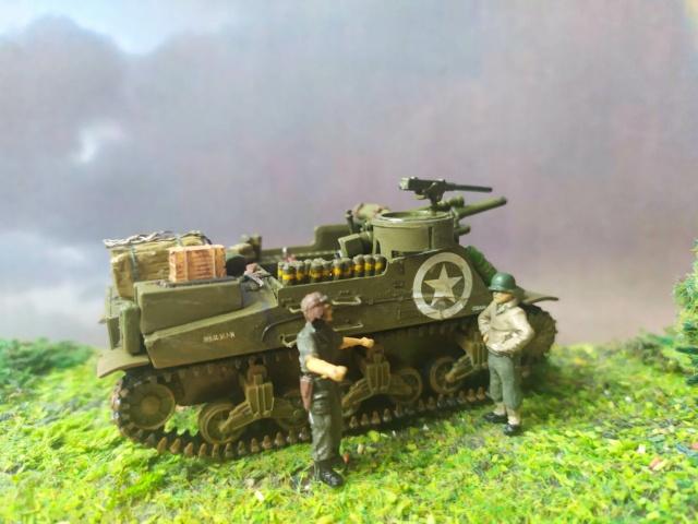 M7 HMC Priest - Revell - 1/76 25-04-12