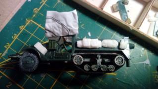 Halftrack M3 -- Revell -- 1/76 25-11-11