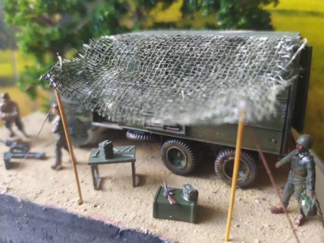 GMC  M7 small armx repair -- PST -- 1/72 26-06-19