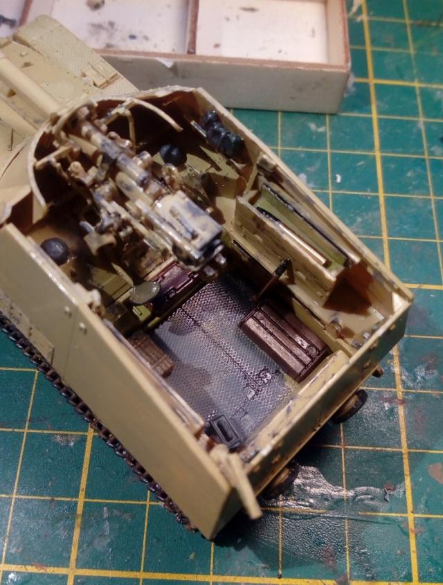 """Sd.Kfz 164 """" Nashorn """" --Revell -- 1/72 26-12-12"""