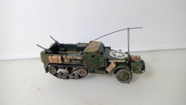 Halftrack M3 -- Revell -- 1/76 29-11-11