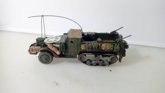 Halftrack M3 -- Revell -- 1/76 29-11-12