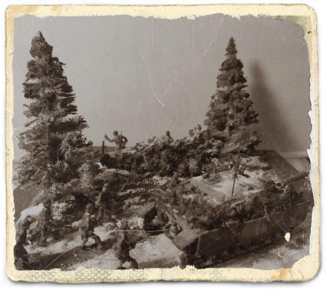 Sd.Kfz. 162 Panzerjaeger IV  -  Matchbox  - 1/76 Antiqu13