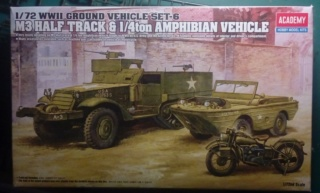 M3 A1 half-track - Academy - 1/72 Img_2055
