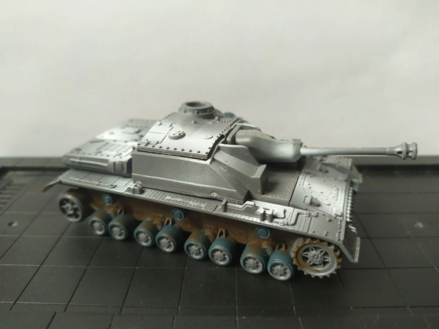 Sturmgeschütz IV - Model 3D - 1/74 .  Img_2087