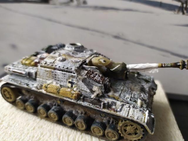 Sturmgeschütz IV - Model 3D - 1/74 .  Img_2090