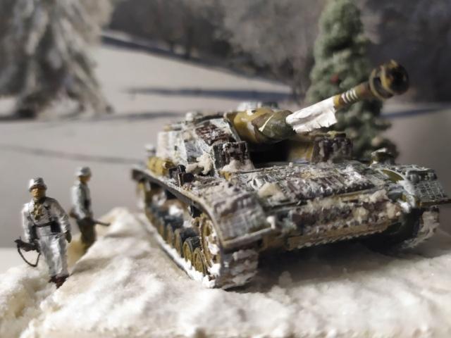 Sturmgeschütz IV - Model 3D - 1/74 .  Img_2092