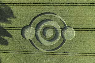 crop circles 2020 Ecoute11
