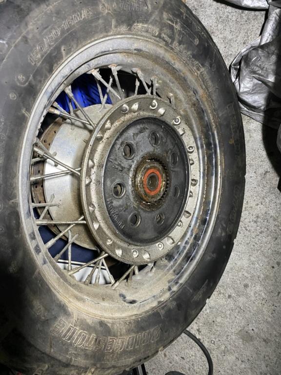 PETITES ANNONCES - Donne roue arrière vn 1500 classic 96 6d324c10