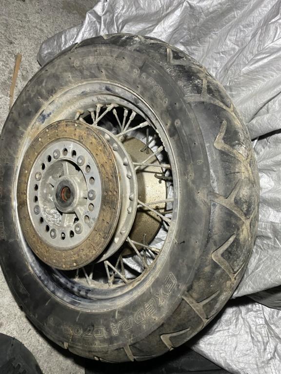 PETITES ANNONCES - Donne roue arrière vn 1500 classic 96 Ea2ebc10