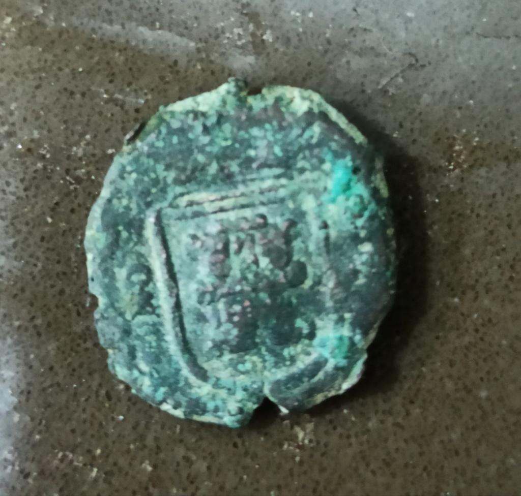 2 maravedís de Carlos II de Madrid, 1680. Img_2038