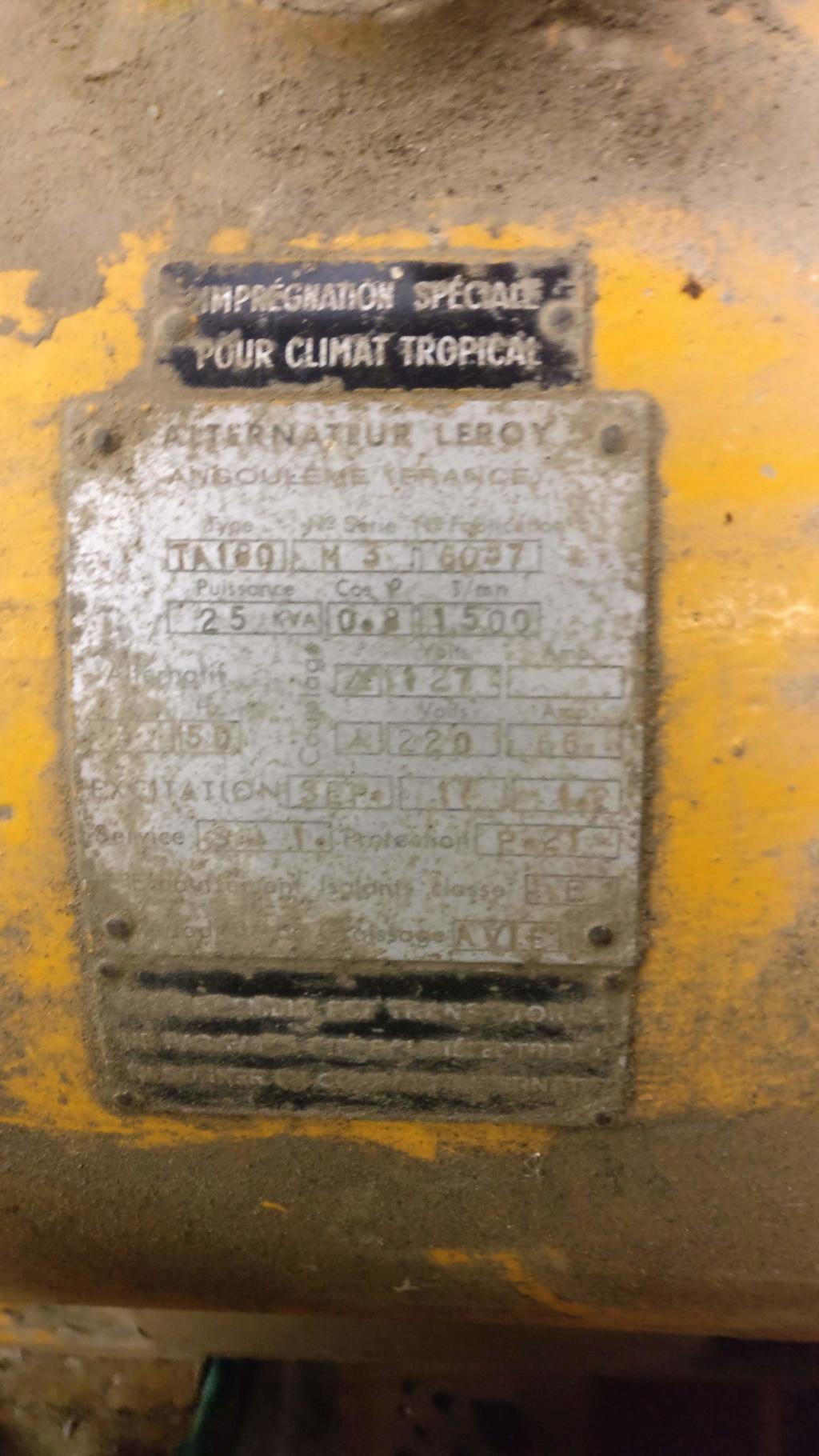 Remise en etat groupe deutz + generatrice 25Kva Img_2014