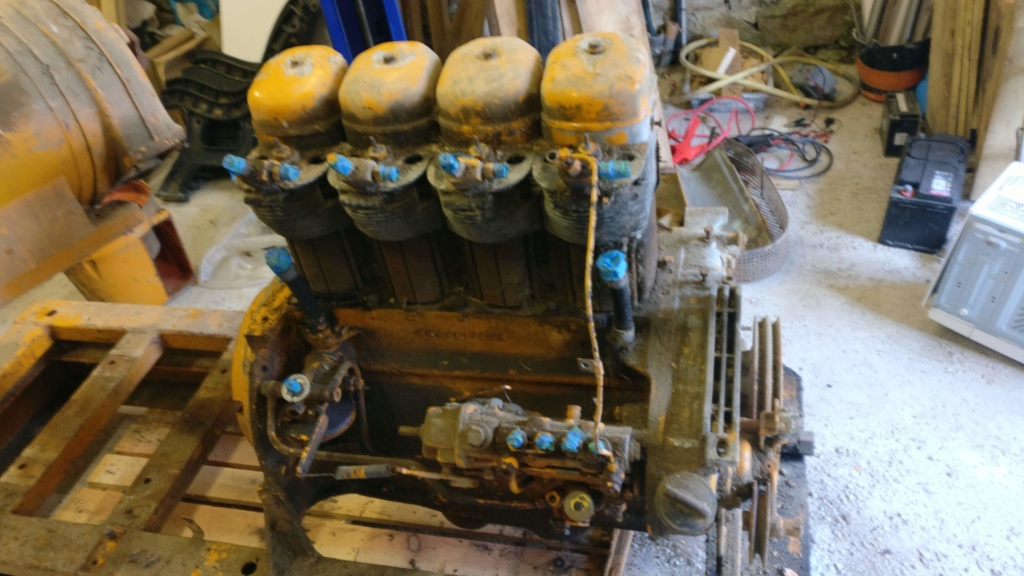 Remise en etat groupe deutz + generatrice 25Kva Img_2024
