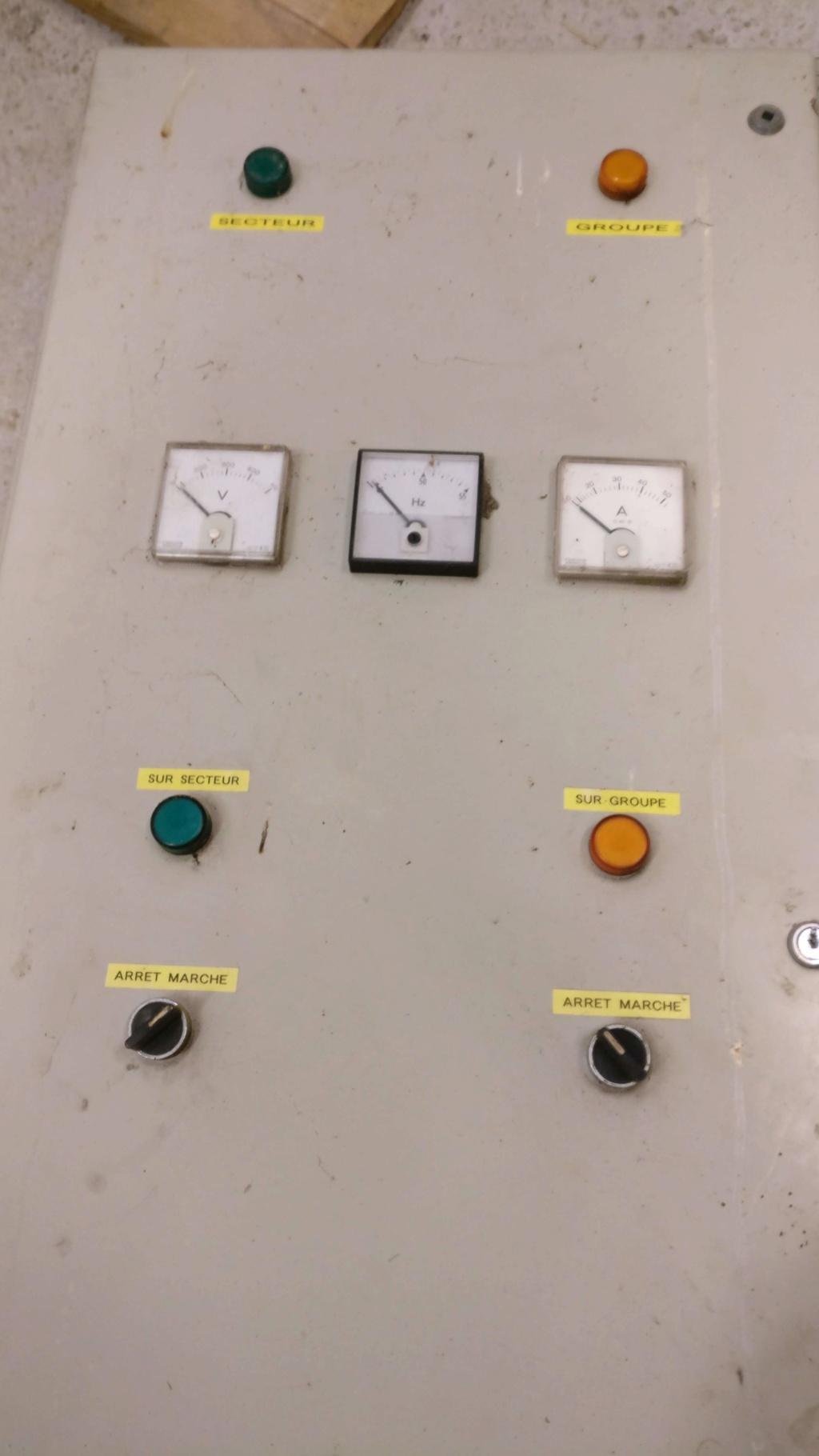 Remise en etat groupe deutz + generatrice 25Kva Img_2025