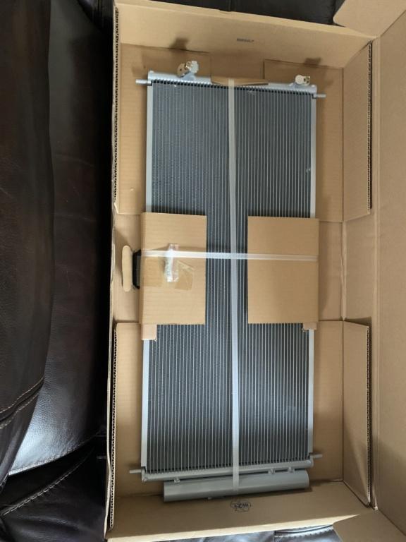 Condenseur et compresseur de climatisation references ;) 44d20c10