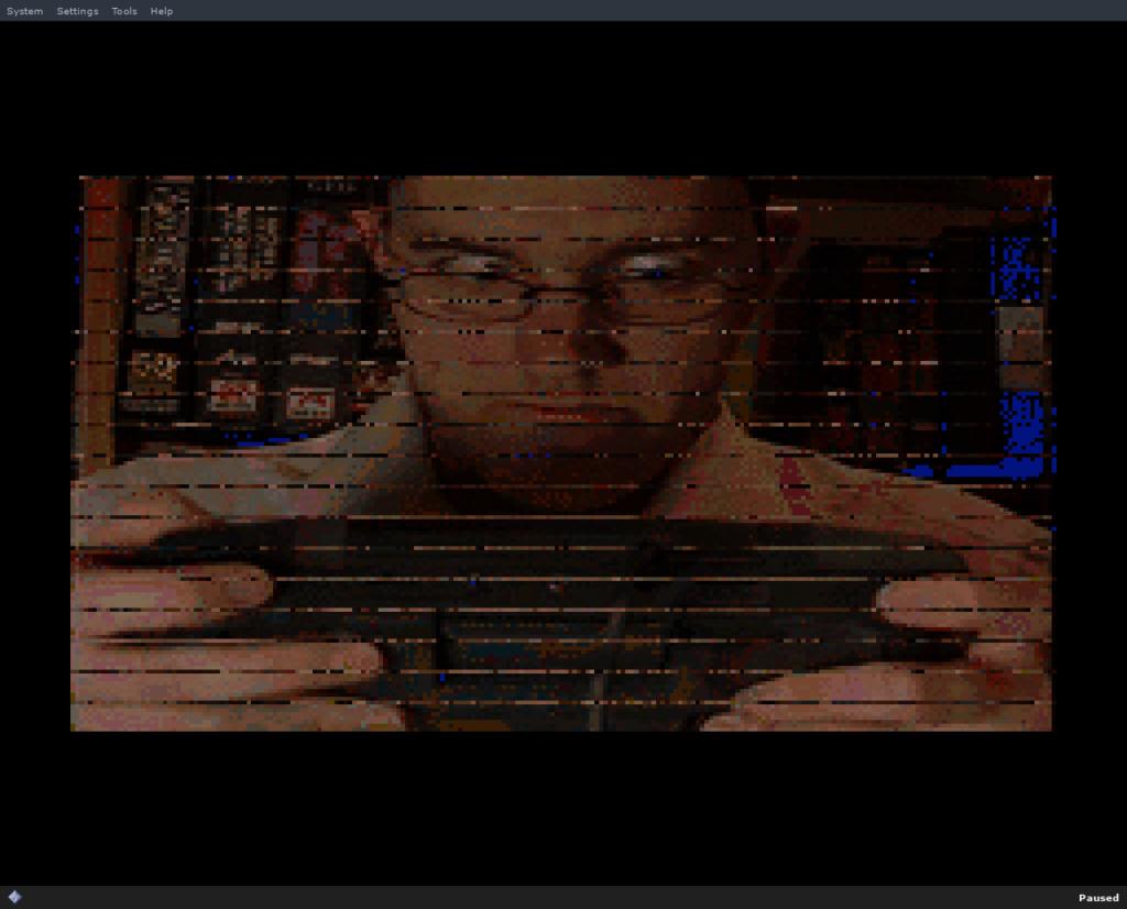 AVGN Intro MSU1 Video looks like garbage Screen12